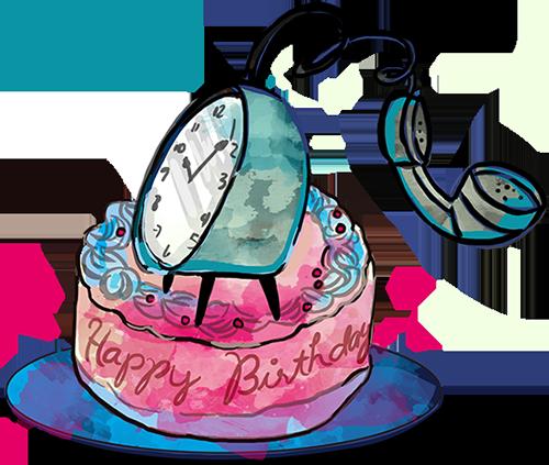 BirthdayDialer Send free birthday greetings to any phone – Phone Birthday Greetings